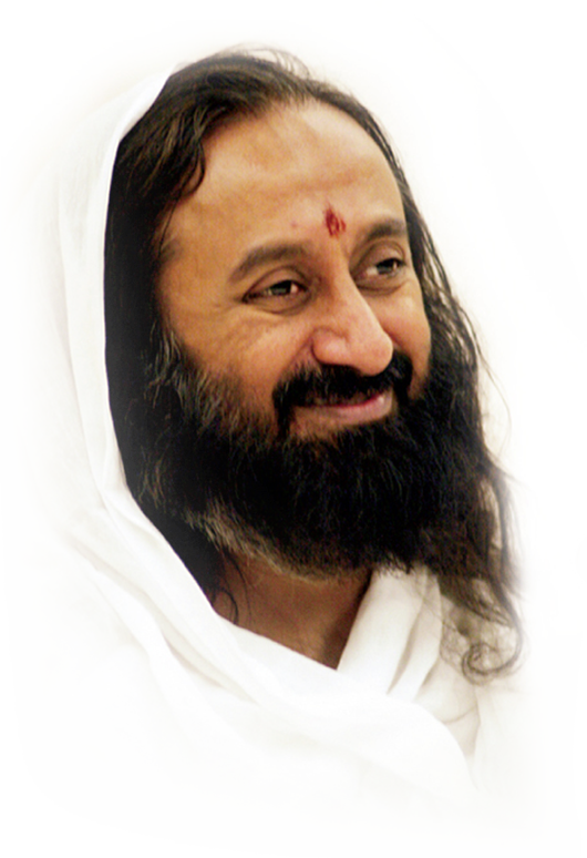 Our Inspiration - Gurudev Sri Sri Ravishankar